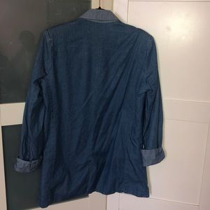 Lovers + Friends Jackets & Coats - Blue blazer nice for summer & spring